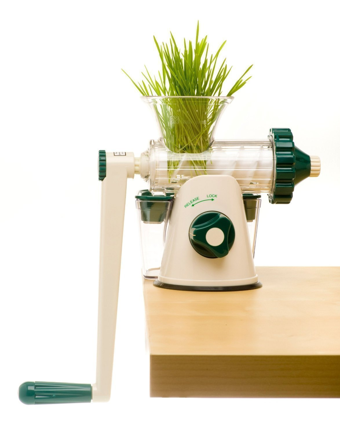 Lexen GP27- Manual Wheatgrass Juicer