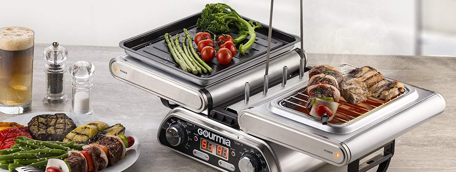 Best Indoor Electric Grills Table Top Our Research
