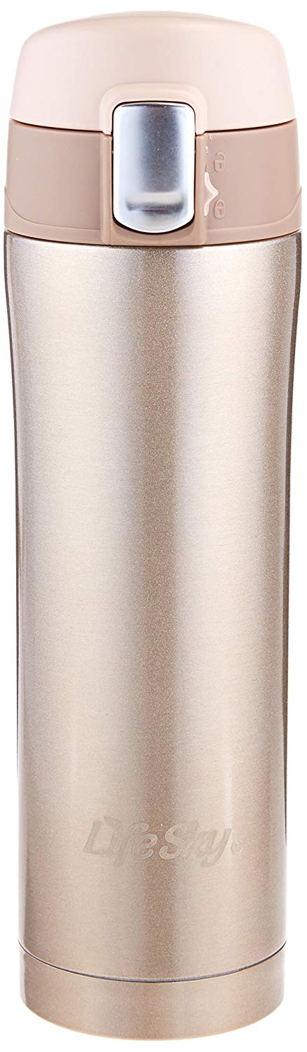 LifeSky Insulated Travel Coffee Mug